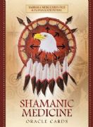 Shamanic Medicine Oracle - Flavia Kate Peters , Barbara Meiklejohn-Free , Yuri Leitch